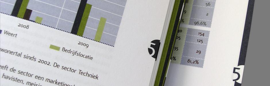 Gilde opleidingen jaarverslag 2009 detail grafieken en tabellen
