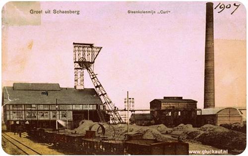 mijn Schaesberg 1909